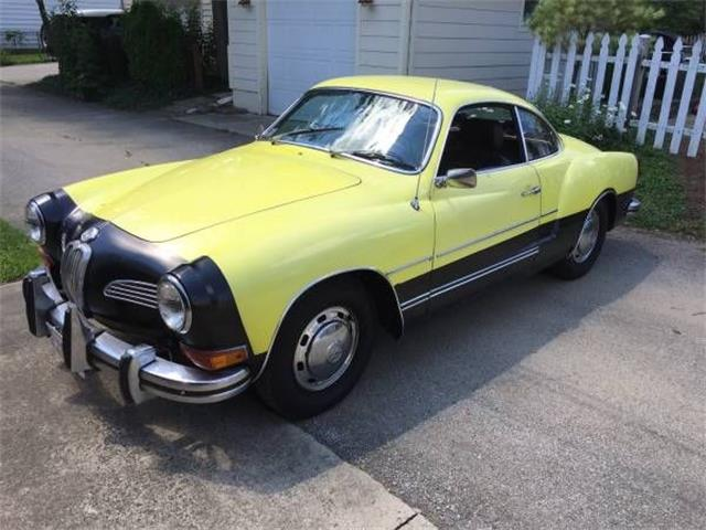 Picture of '73 Karmann Ghia - O50G