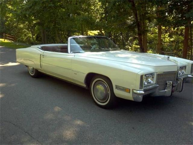 Picture of 1971 Cadillac Eldorado located in Michigan Offered by  - O50Y