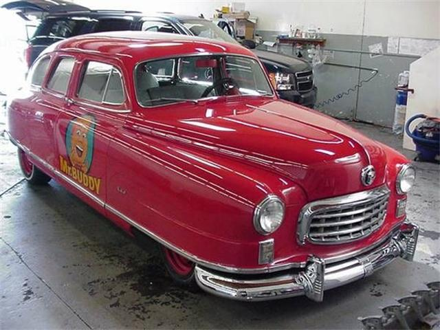 Picture of Classic '49 Nash 600 located in Michigan - O51H