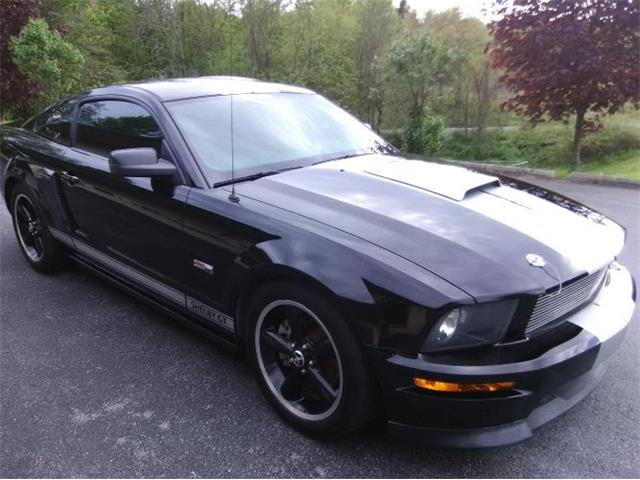 Picture of '07 Mustang - O51K