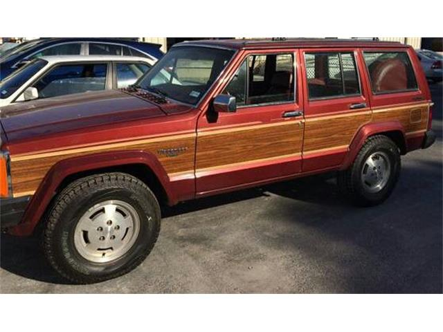 Picture of '86 Wagoneer - O51L