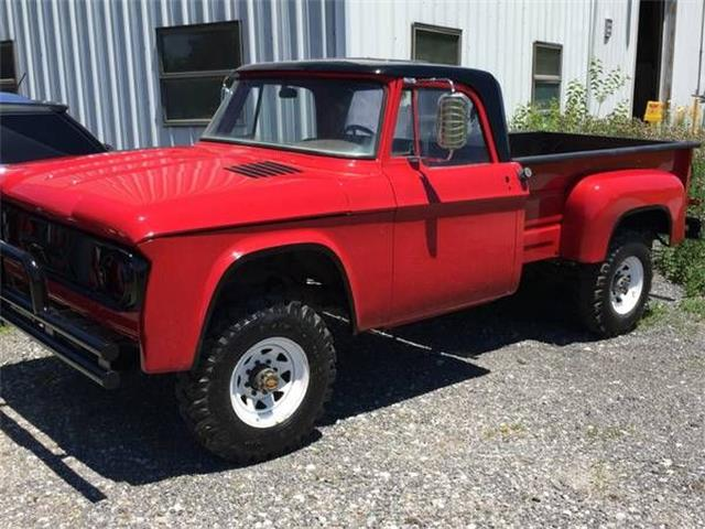 Picture of Classic '68 Dodge Power Wagon located in Cadillac Michigan - $18,995.00 - O51S