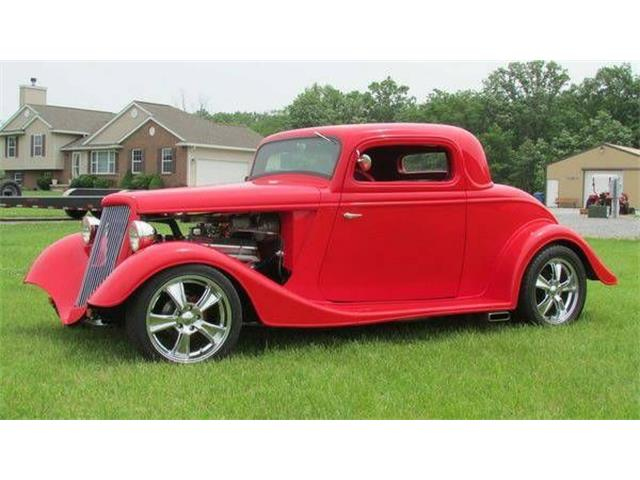 Picture of '34 Coupe - O51V