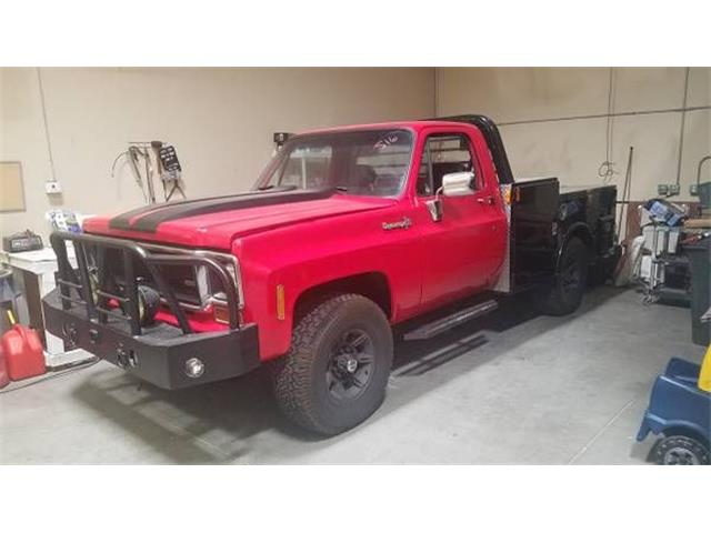 Picture of '73 K-10 - O52F