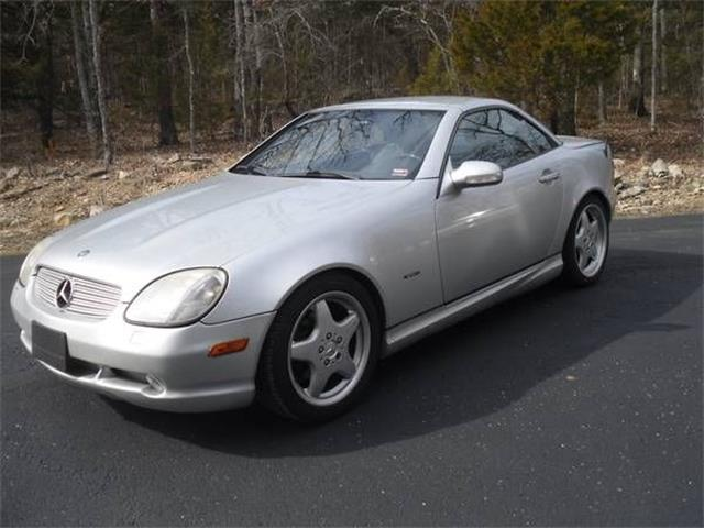 Picture of '01 SLK230 located in Cadillac Michigan - $10,295.00 Offered by  - O52P