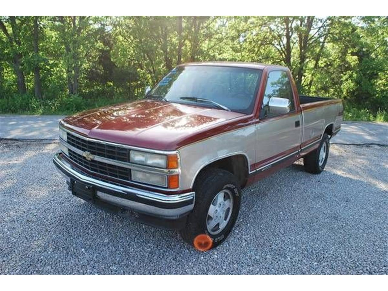For Sale 1992 Chevrolet 1500 In Cadillac Michigan