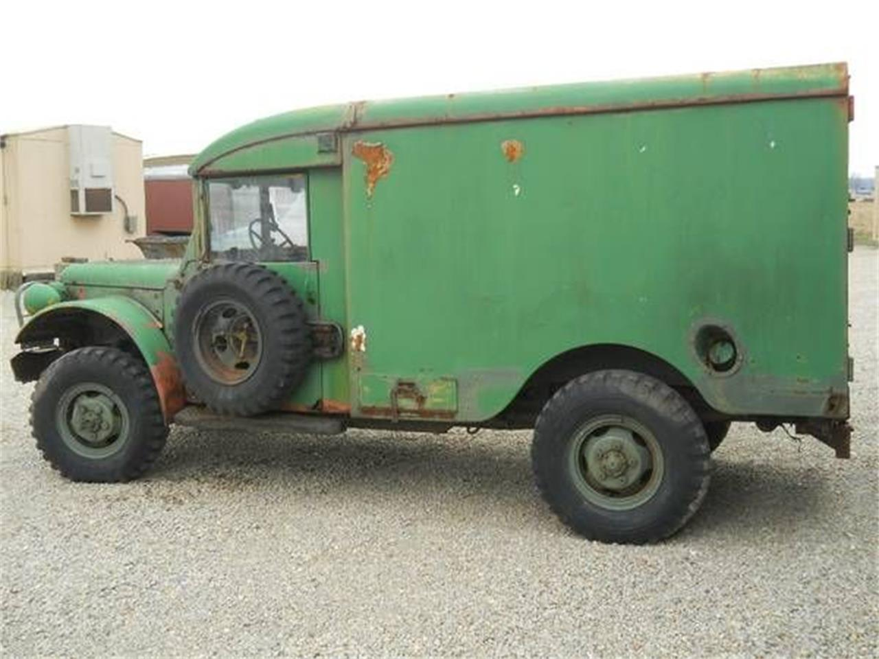 Large Picture of '55 Power Wagon - O532