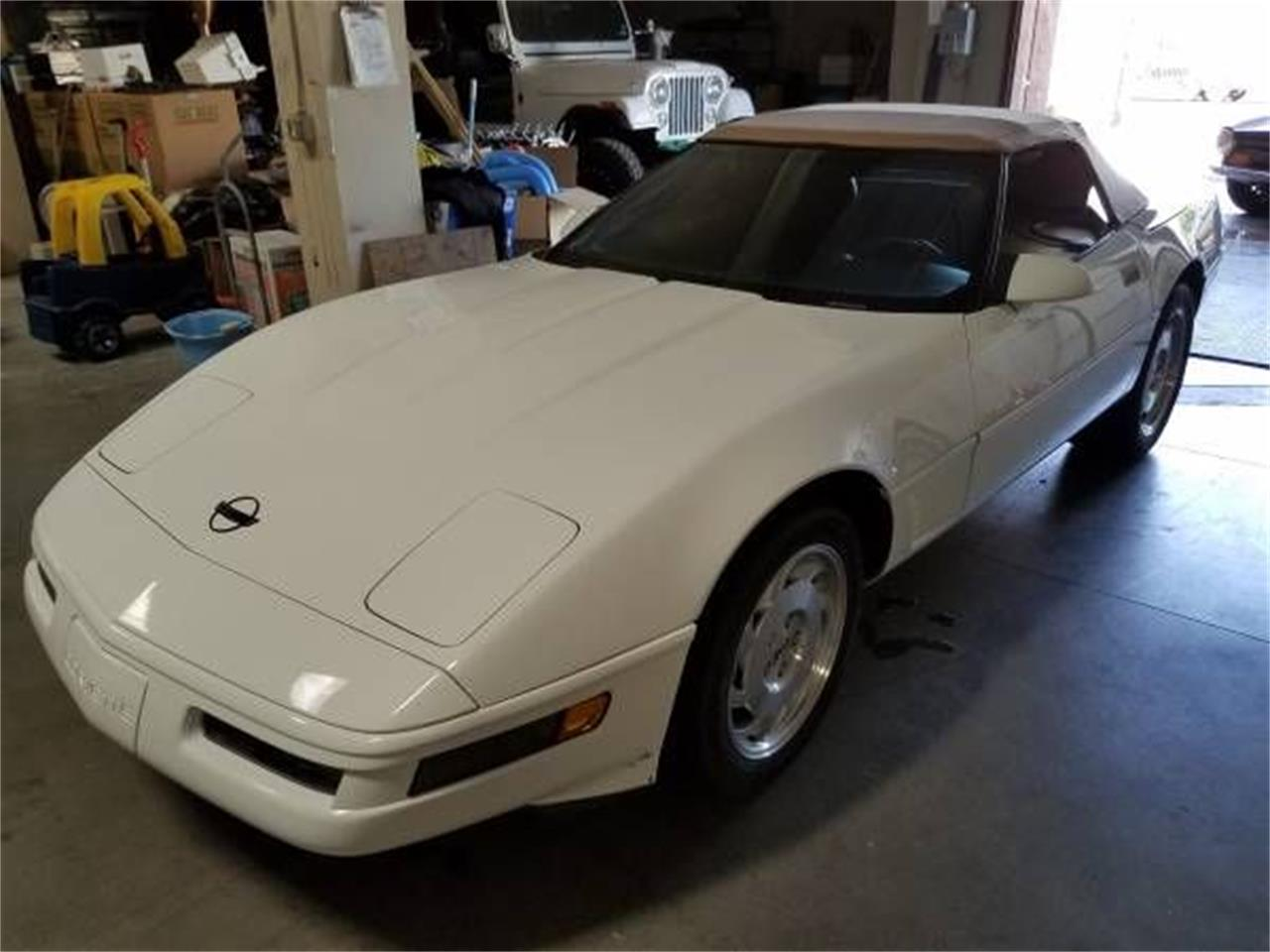 Large Picture of '95 Corvette - O542