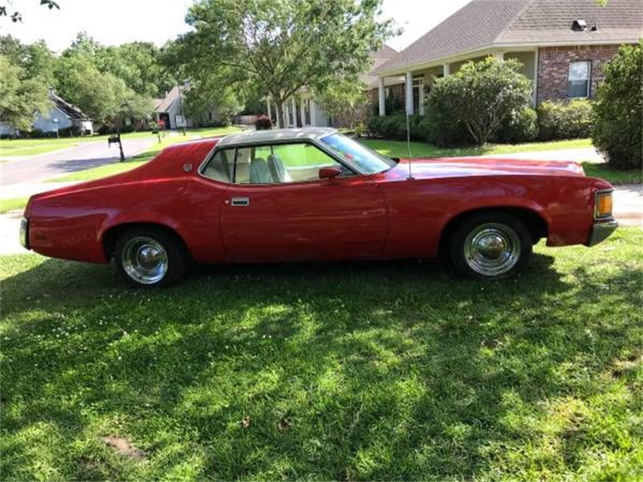 Large Picture of '72 Cougar - O54M