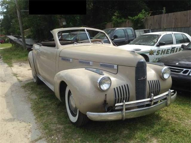Picture of Classic 1940 Cadillac LaSalle located in Cadillac Michigan - $9,995.00 Offered by  - O54N