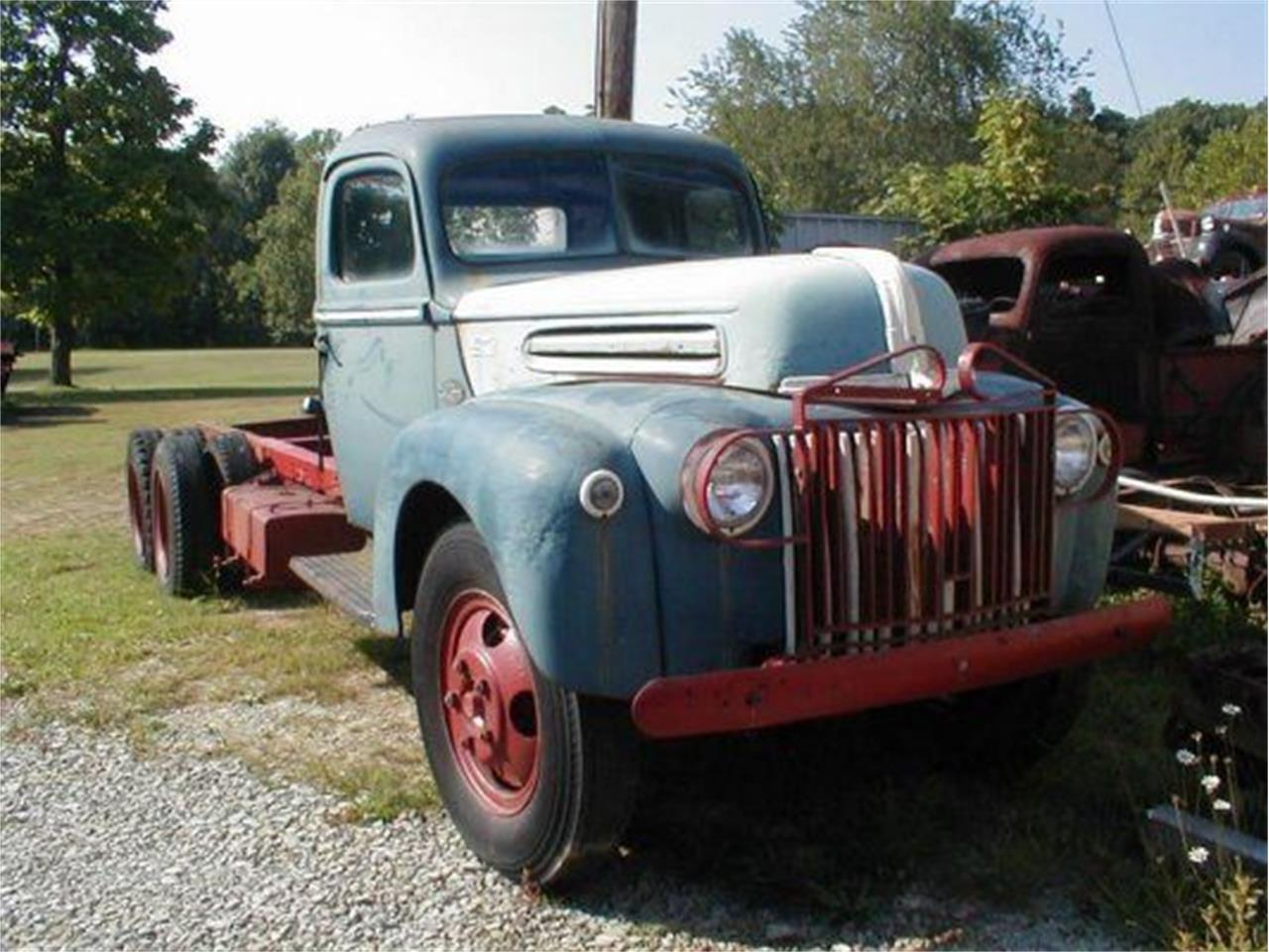 Large Picture of '43 Pickup - O54W