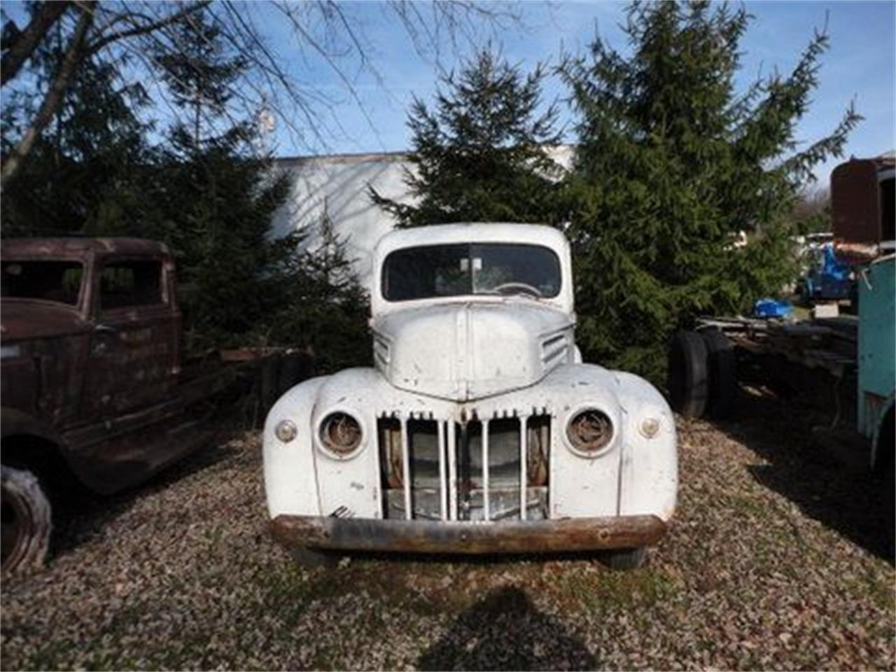 Large Picture of '46 Pickup - O54X