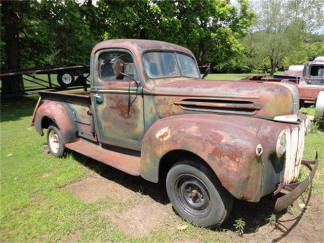 Picture of '47 Pickup - O54Z