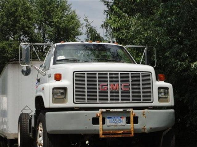 Picture of 1991 GMC Truck Offered by  - O55B