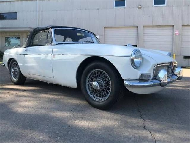 Picture of '66 MGB - O55H
