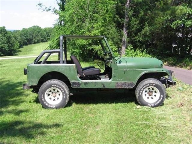 Picture of '76 CJ7 - O55J
