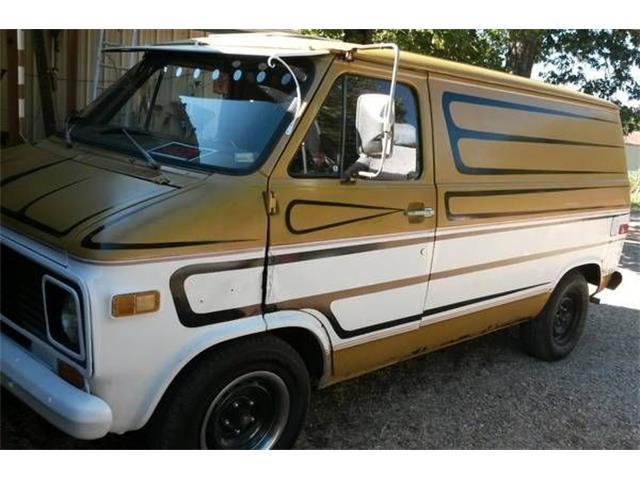 Picture of '76 Van - O55K