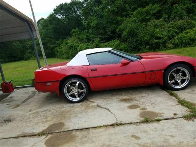 Picture of '89 Corvette - O55V