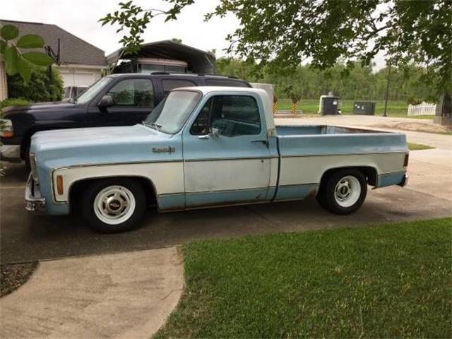 Picture of '73 C10 - O56D