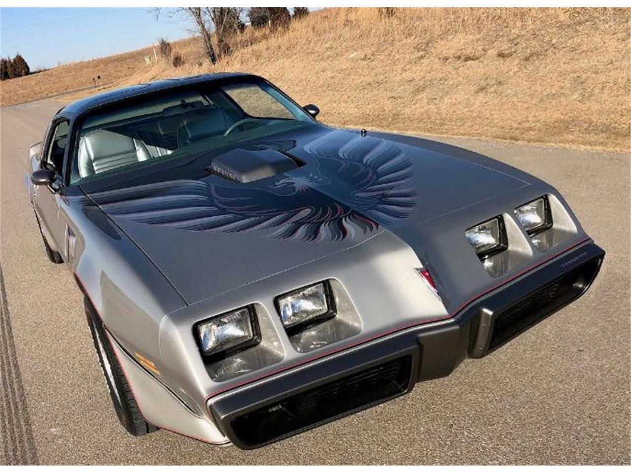 Large Picture Of 1979 Firebird Trans Am Located In Cadillac Michigan