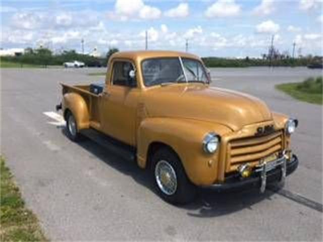Picture of '53 GMC Pickup located in Cadillac Michigan - $11,495.00 Offered by  - O57X