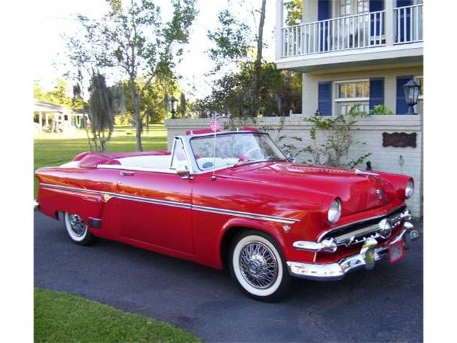 Picture of '54 Sunliner - O57Z
