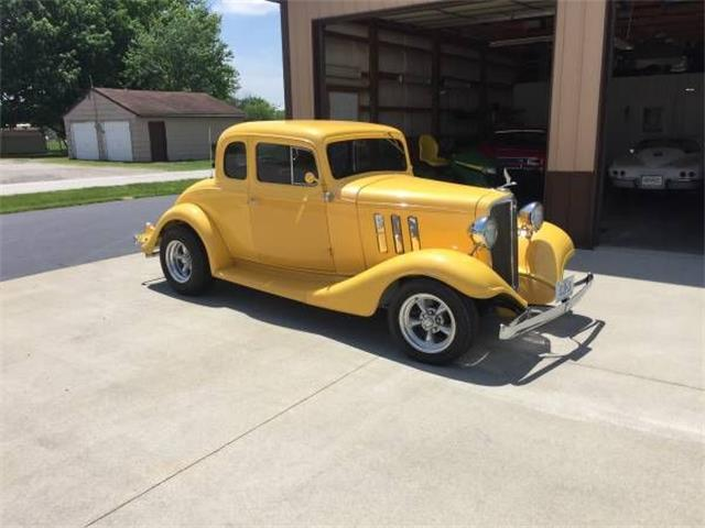 Picture of Classic 1933 Chevrolet Street Rod - O584