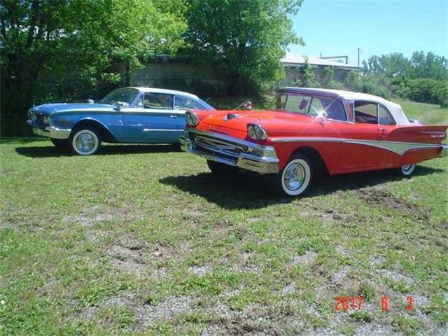 Picture of '58 Ford Fairlane 500 located in Cadillac Michigan Offered by  - O0P8