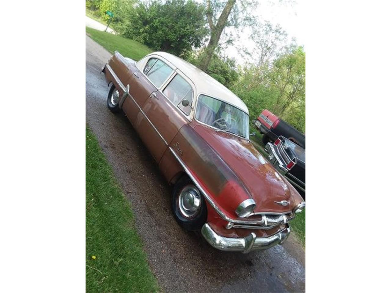1954 Plymouth Savoy For Sale Cc 1126553 1960 Sedan Large Picture Of 54 O595