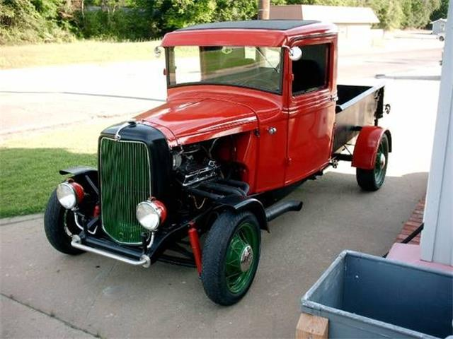 Picture of '34 Pickup - O597