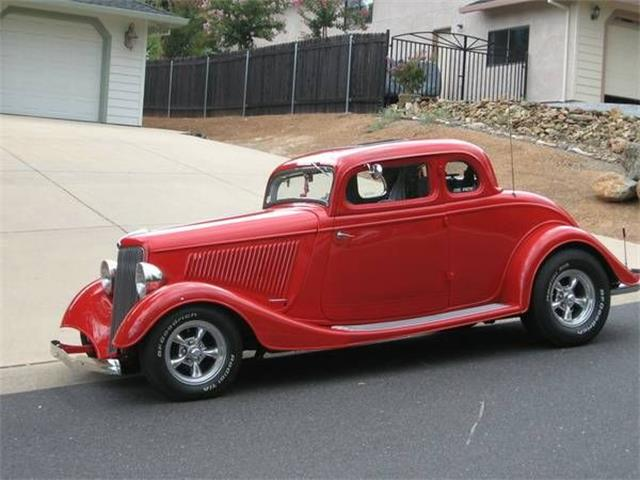 Picture of '34 Coupe - O598