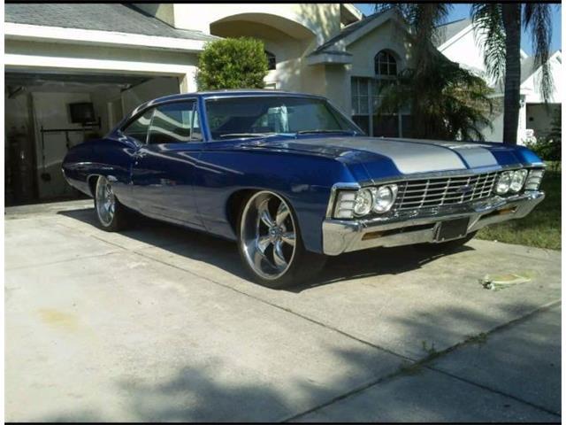 Picture of '67 Impala - O59F