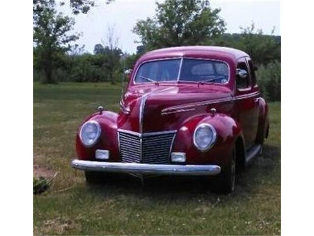 Picture of '39 Sedan - O59G