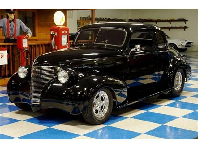 Picture of '39 Business Coupe - O59H