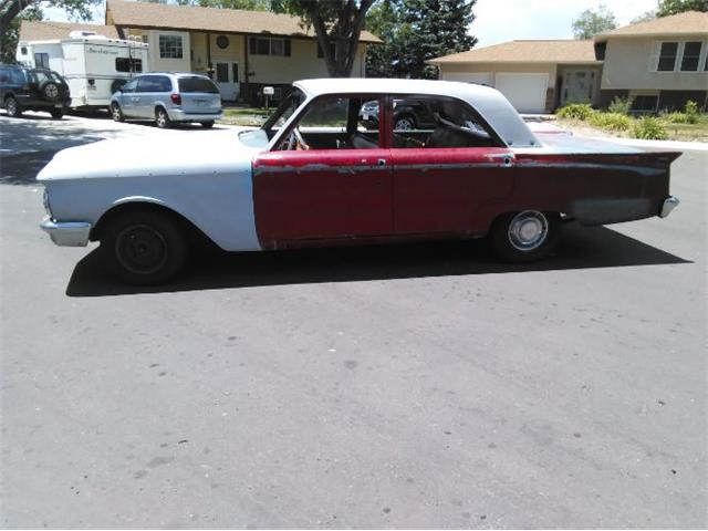 Picture of 1962 Comet - O59T