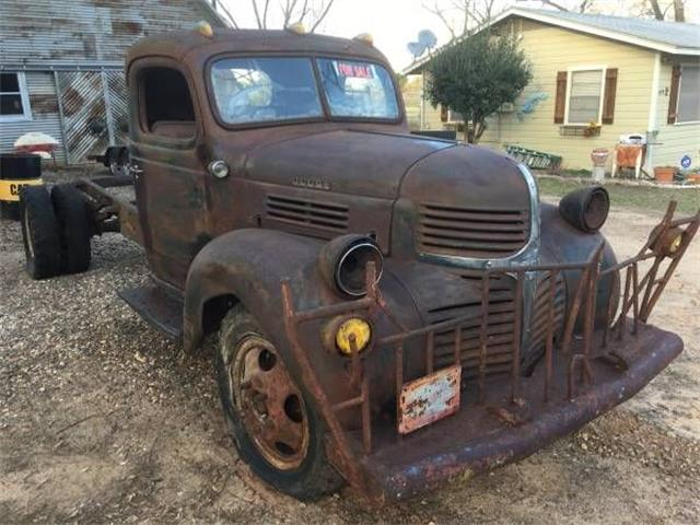 1947 Dodge Pickup for Sale on ClassicCars com on ClassicCars com