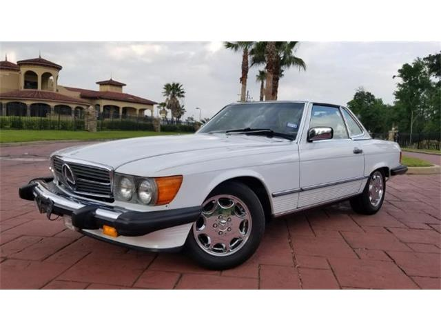 Picture of '88 560SL - O5A8