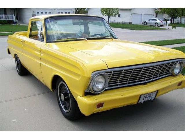 Picture of '64 Ranchero - O5AS