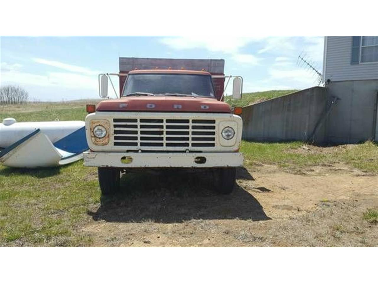 Large Picture of 1973 Ford Pickup Offered by Classic Car Deals - O5B4