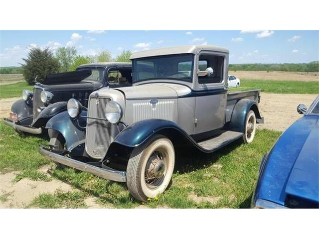 Picture of '34 Pickup - O5B6