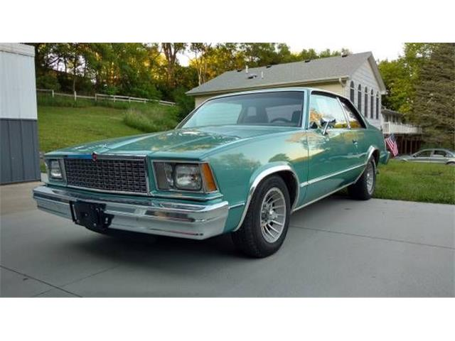 Picture of '78 Malibu located in Cadillac Michigan Offered by  - O5BC