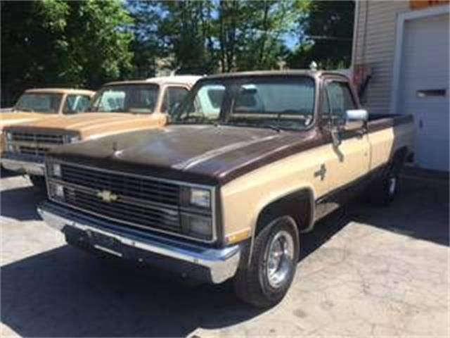 Picture of '84 C10 - O5BG