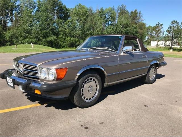Picture of '89 560SL - O5C5