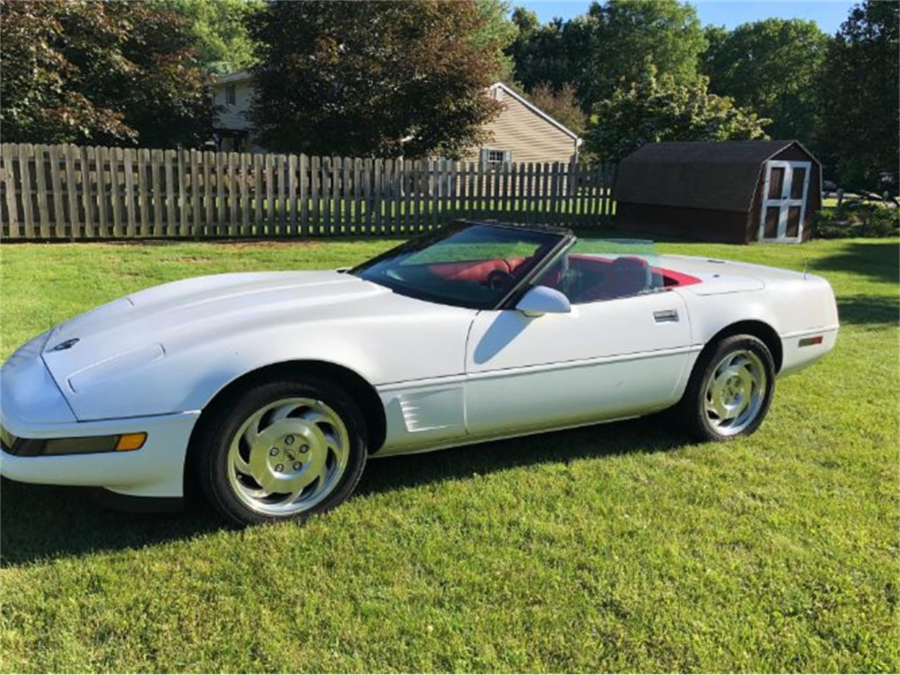 Large Picture Of 95 Corvette O5cn