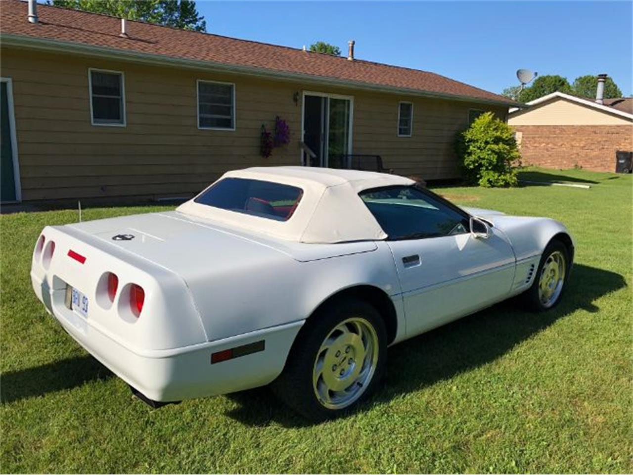 Large Picture of '95 Corvette - O5CN