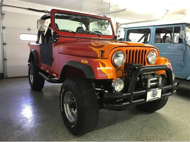 Picture of '86 Jeep CJ7 Offered by  - O5CU