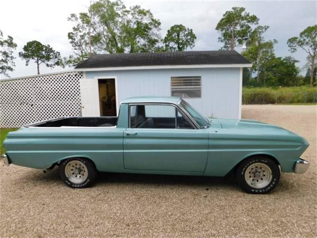 1964 Ford Ranchero For Sale Cc 1120669 Falcon Large Picture Of 64 O0pp