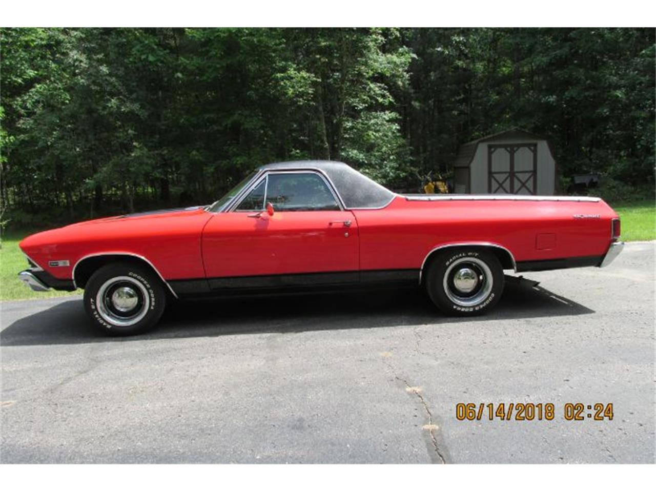 1968 Chevrolet El Camino For Sale Cc 1126699 Chevy Large Picture Of 68 O5d7