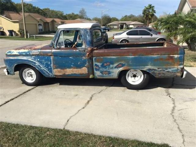 Picture of '64 F100 - O0PQ