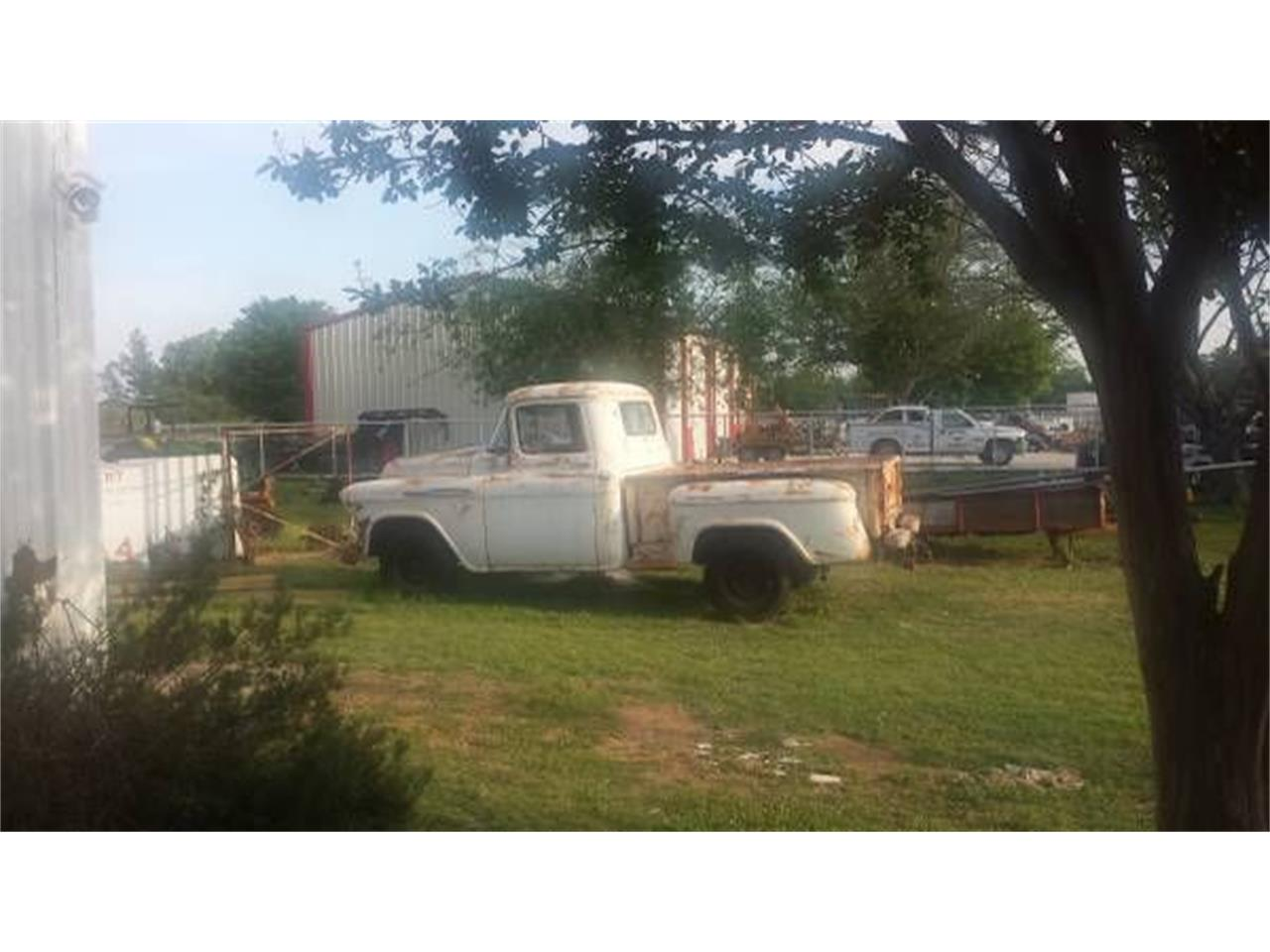 Large Picture of '57 Pickup - O5DQ